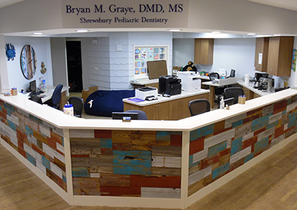 Office photo for Pediatric Dentists Drs. Maria Graye and Bryan Graye